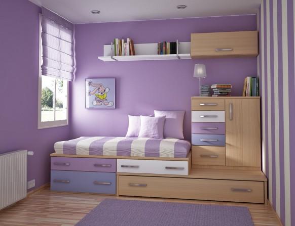 Camere Da Letto Viola : Camera da letto viola: si o no?