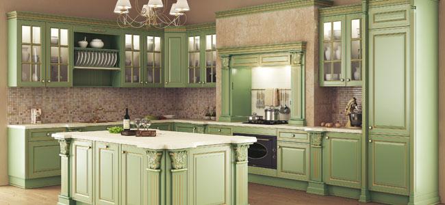 Aria di primavera in cucina for Cucine stile contemporaneo
