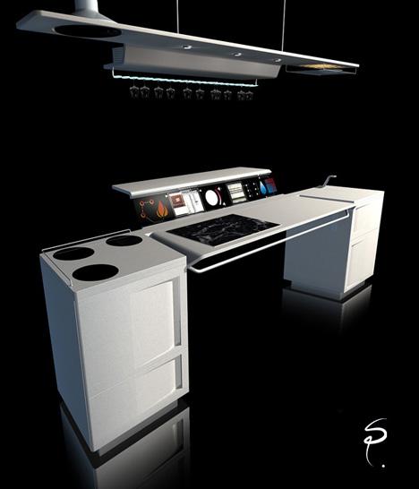 Super pranzetti con le super cucine high tech - Cucine high tech ...
