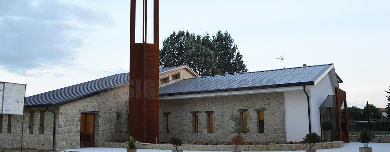 Ristrutturazione e ampliamento della Chiesa di Balanzano - Perugia