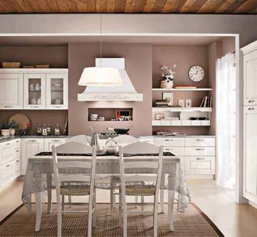 Beautiful Cucina Moderna Classica Ideas - Skilifts.us - skilifts.us