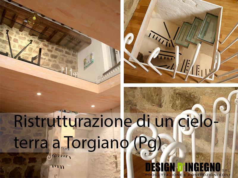 Ristrutturazione-Torgiano-Design d'ingegno srl