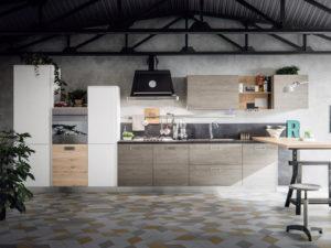 Cucina Gicinque_modello Oslo