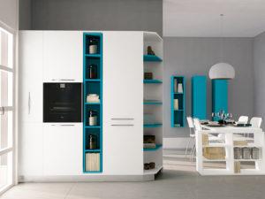 Cucina Myglass_modello Asia