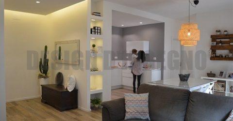 Risrutturazione di un appartemento a Foligno (Perugia)