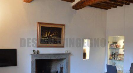 Ristrutturazione di un appartamento in Toscana