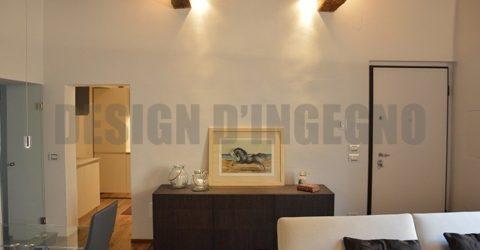 Ristrutturazione di un appartamento a Siena Toscana