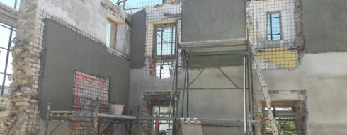 consolidamento sismico edificio